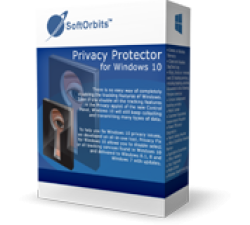Privacy Protector for Windows 10 Coupons