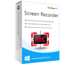 Aiseesoft Screen Recorder Coupons