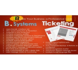 B1ST: A Premium PHP Ticketing System Coupons