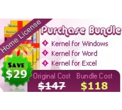 Data Recovery Software - Home License Coupons