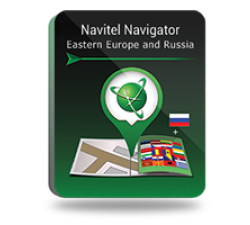 Navitel Navigator. Eastern Europe and Russia. Coupons