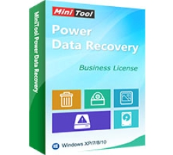 MiniTool Power Data Recovery - Business Deluxe Coupons