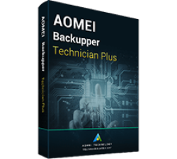 AOMEI Backupper Technician Plus + Lifetime Free Upgrades Coupons