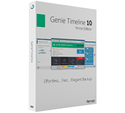 Genie Timeline Home 10 - 5 Pack Coupons