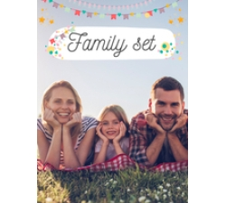 Family Set Coupons