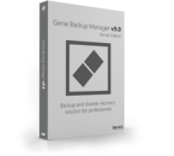 Genie Backup Manager Server Full 9 Coupons